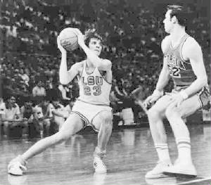 LSU Pete Maravich Basketball Career
